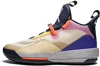 Nike Air Jordan XXXIII Men's Basketball Shoes Limited Release Desert Ore White Black AQ8830 200