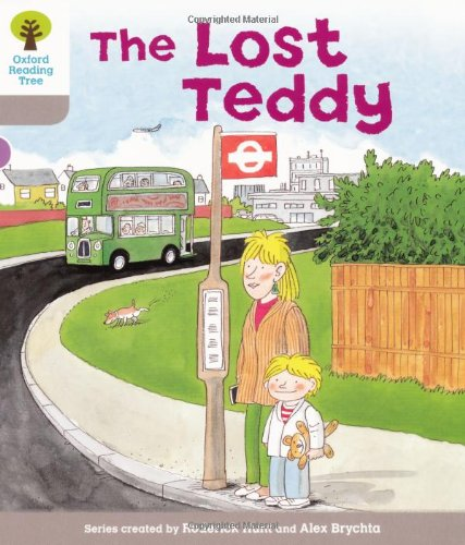 Oxford Reading Tree: Level 1: Wordless Stories A: Lost Teddyの詳細を見る