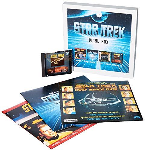 Star Trek Vinyl Box [Vinyl LP]