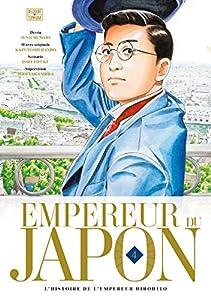 Empereur du Japon Edition simple Tome 4