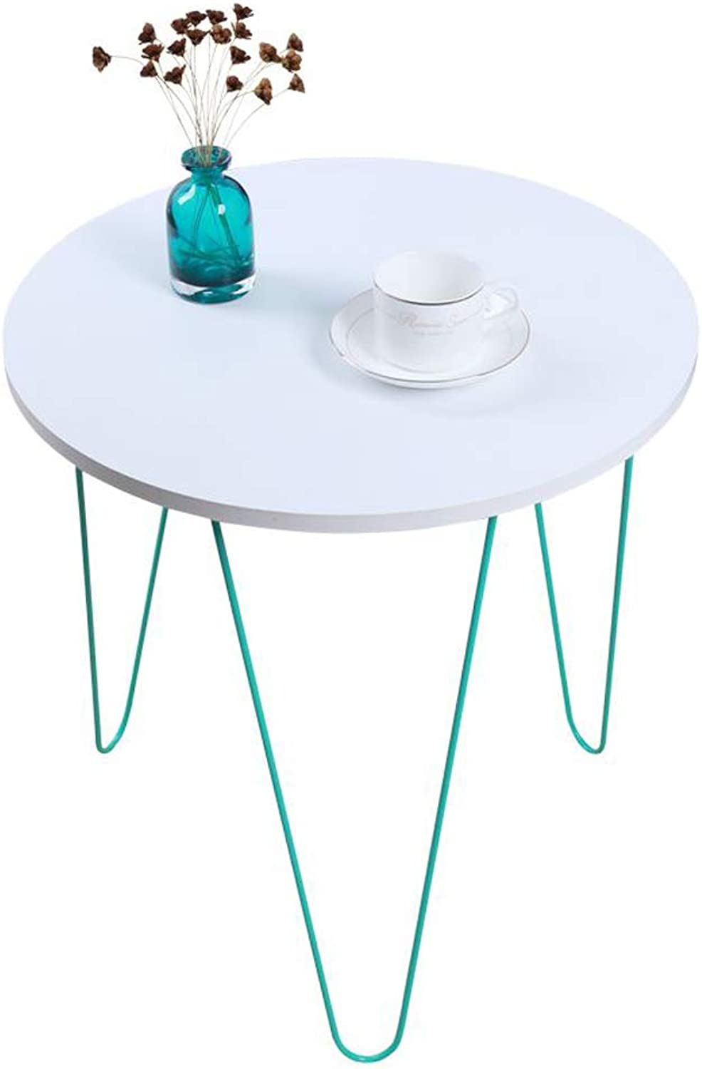 Ailj Table, Leisure Table, Negotiate The Small Round Table, Lazy Table, Bar Table, Creative Table (color   White)