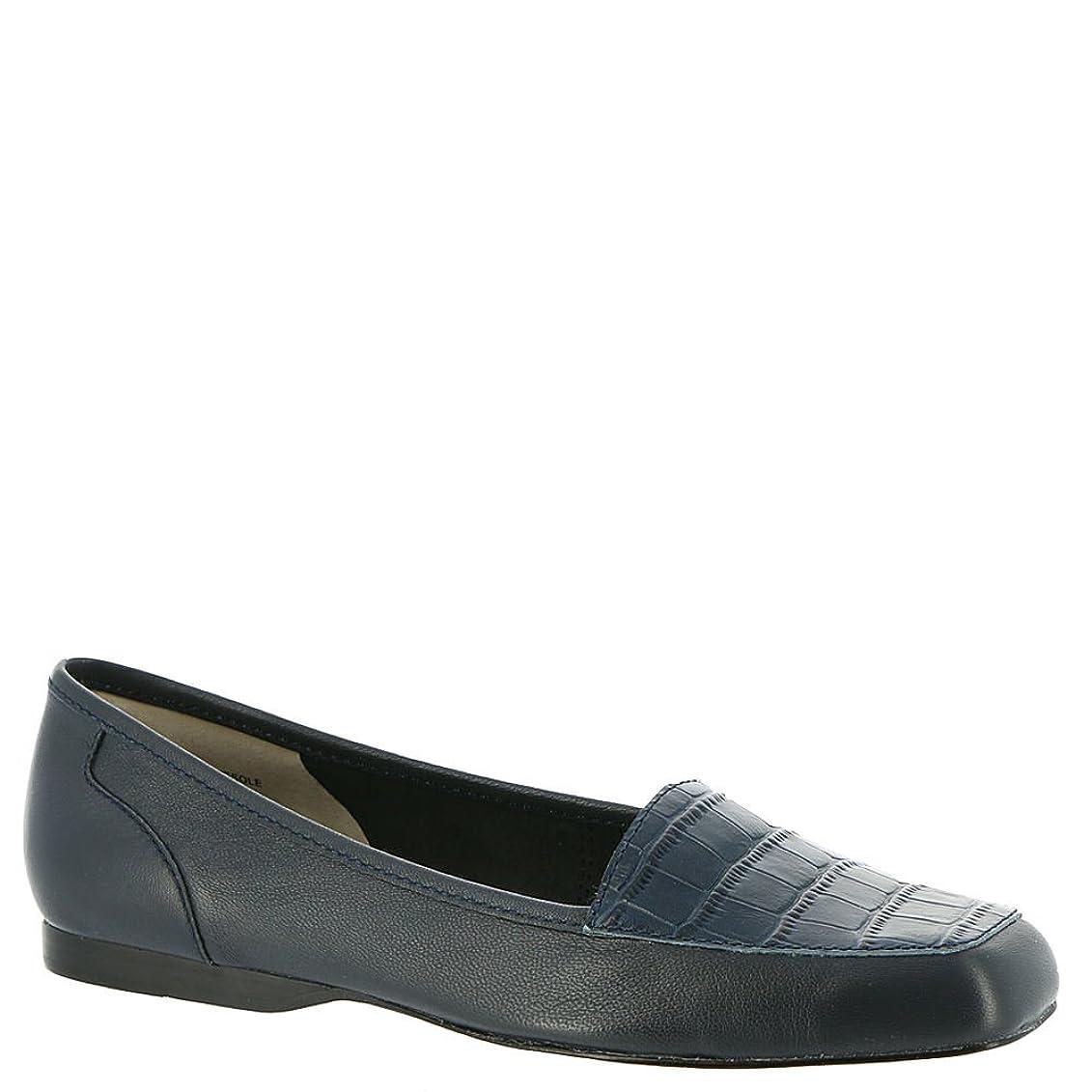 完璧ブラウザ十代の若者たちARRAY Womens Leather Loafers