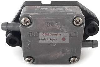 Original Japan 6BX-24410-00 Fuel Pump Asy Yamaha Outboard F 4HP 5HP 6HP 4-stroke