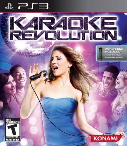 Karaoke Revolution Bundle / Game