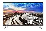 Samsung UN65MU800DFXZA 4K Ultra HD Smart LED TV, Black, 65 inches (Renewed)