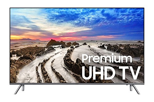 Great Deal! Samsung UN65MU800DFXZA 4K Ultra HD Smart LED TV, Black, 65 (Certified Refurbished)