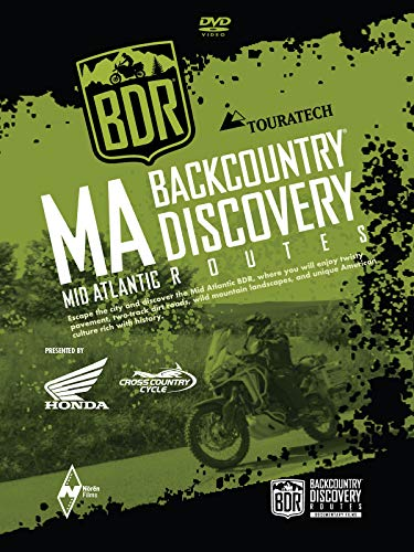 Mid Atlantic Backcountry Discovery Route