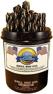 Drill Hog 29 Pc Drill Bit Set Index 1/16