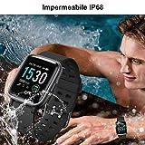 Zoom IMG-1 yamay smartwatch orologio fitness uomo