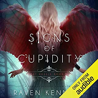 Signs of Cupidity: A Fantasy Reverse Harem Story audiobook cover art