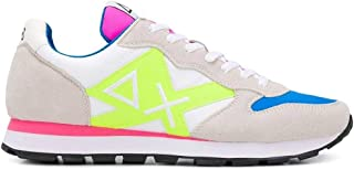 Luxury Fashion | Sun 68 Men Z3011301 Beige Suede Sneakers | Spring-summer 20