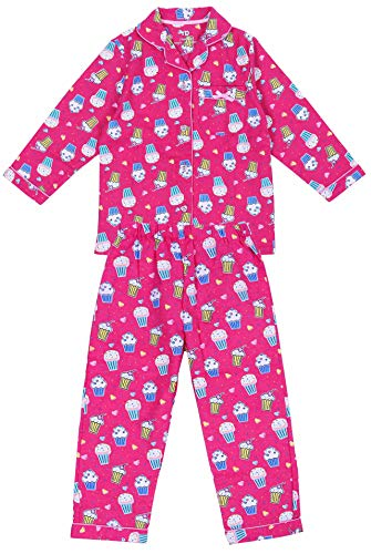 Young Dimension Flanell-Pyjama in Muffins 2-3 Jahre 98 cm
