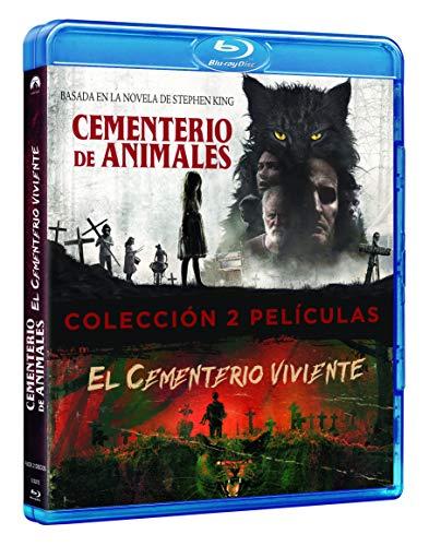 Pack: Cementerio Viviente + Cementerio de Animales (BD) [Blu-ray]
