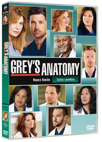 Grey\'s Anatomy - Stagione 09 (6 Dvd)