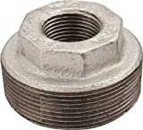 WORLDWIDE SOURCING, Bushing Galv Hex 2x1, EA