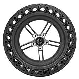 VGEBY Neumático de Scooter de 8.5 Pulgadas, Ruedas de Repuesto de neumático sólido Trasero de Goma antiexplosión compatibles con patinetas de Scooter eléctrico Xiaomi Pro