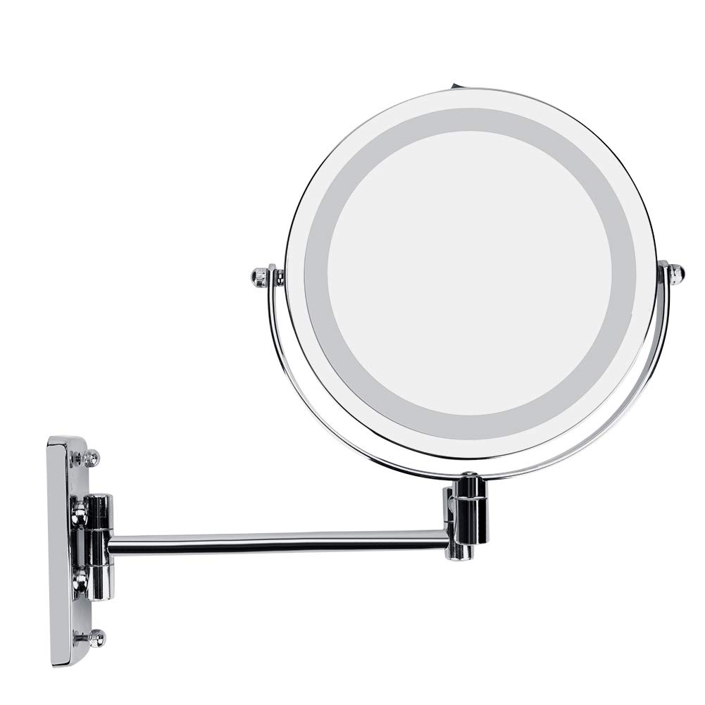 Daily bargain sale rust proof Makeup Mirror low-pricing i Swivel durable material