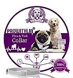 prowithlin Collar Antiparasitario para Perros contra...