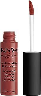 NYX Professional Makeup Pintalabios Soft Matte Lip Cream Acabado cremoso mate Color ultrapigmentado Larga duración Fór...