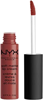 NYX PROFESSIONAL MAKEUP Soft Matte Lip Cream, Rome 32