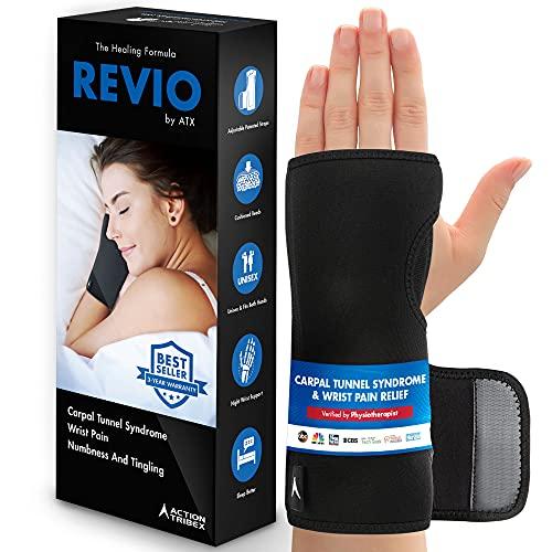 ACTION TRIBEX Night Sleep Support Wrist Brace -...