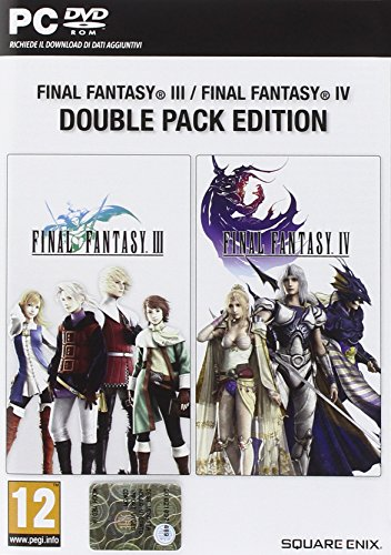Final Fantasy 3 & 4 Bundle - - PC