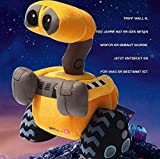 Loffer1 Peluches,Wall-E Movie Plush 27Cm Wall E Robot Plush Walle Peluches Peluches