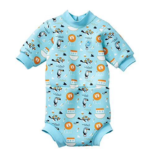 Splash About Baby Happy - Traje de neopreno para pañales, c