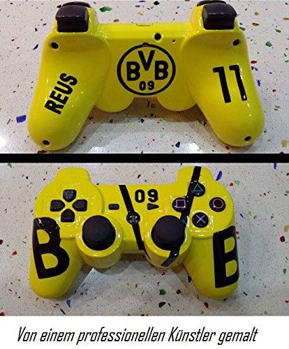 PS3 controller skin Reus 11 BVB Borussia Dortmund