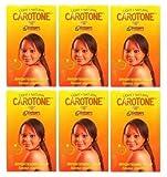 Carotone Brightening Soap 6.7 Oz (Pack of 6)