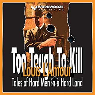 Too Tough to Kill audiobook cover art