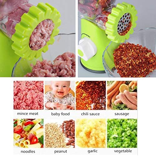 Freetor Pro Meat Grinder,Stainless Steel Plate,Powerful Suction Base,Fast and Effortless for All Meats,Fats,Nuts,Cookies,Cooked Food,perfect for making burgers and Sausage