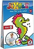 Schmidt Spiele-Jixelz-Puzzle Infantil (350 Piezas), diseño de Caballito de mar, Color (46109)