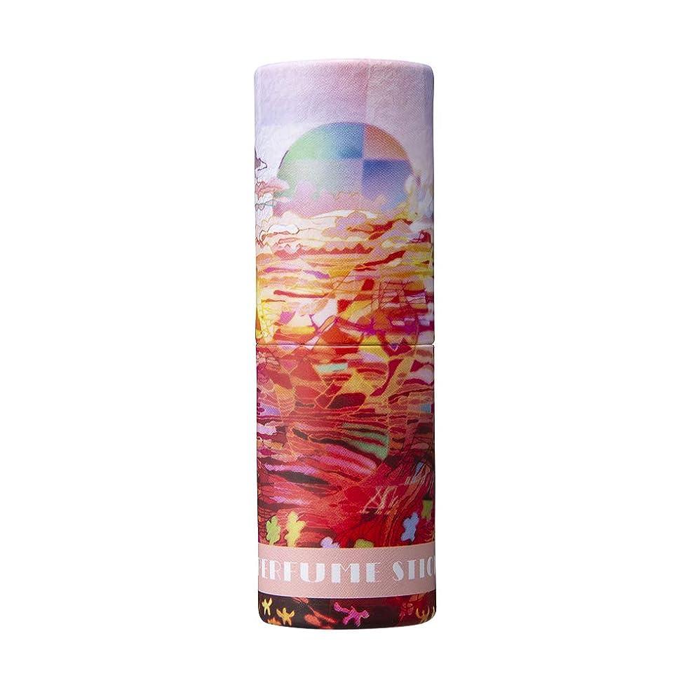 世紀無意味療法パフュームスティック ハッピー アップル&ローズの香り 世界遺産デザイン 5g