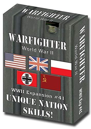 DVG: Warfighter WW2 – Expansion #41 Wave 1 Unique Nation Skills