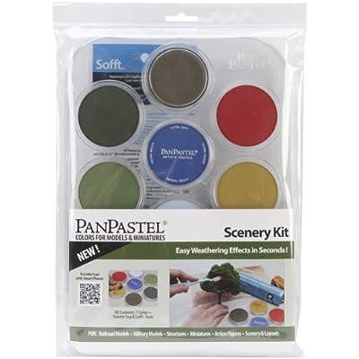 Colorfin PanPastel Ultra Soft Artist Pastel Set