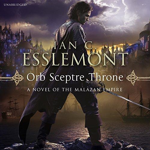 Orb Sceptre Throne cover art