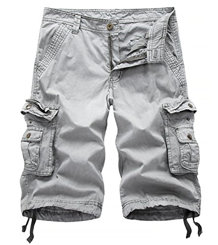 Baggy Cargo Shorts for Men