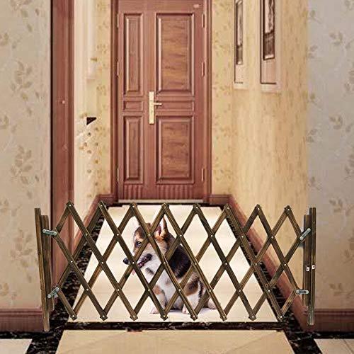 Millster, cancello Retrattile per Scale, cancello per Bambini, recinto per Cani, recinto Retrattile, recinto per Cani