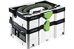 powerful Festool 575280 CT SYSHEPA dust extraction