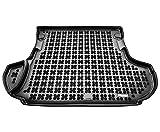 Protector Maletero Goma Compatible con Peugeot 4007 (2008 - 2012) + Regalo | Alfombrilla Maletero Coche Accesorios | Ideal para Perro Mascotas
