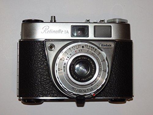 KODAK Retinette 1 A - Vintage 1950s 35 mm Film Camera