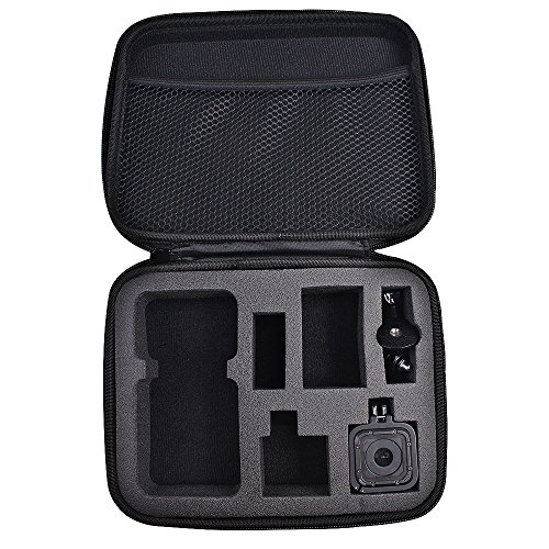 EVA Storage Carry Bag for Gopro by Ziwuotty, Protective Case for GoPro Hero 4 Session and Hero 5 Session?Hero Session (Black)