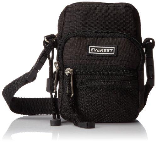 Everest Camera Bag - Multi Pocket, Black, One Size