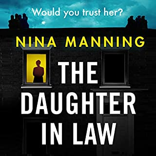 The Daughter in Law audiobook cover art