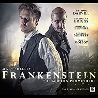 Frankenstein (Dramatized) cover art