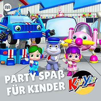 Party Spaß für Kinder