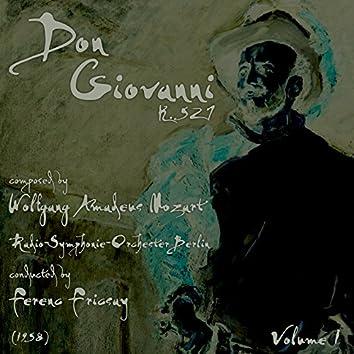 Don Giovanni, K. 527 (1958), Volume 1