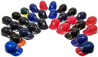 Rawlings MLB Logo Official MLB 8oz Mini Baseball Helmet Ice Cream Snack Bowls (30)