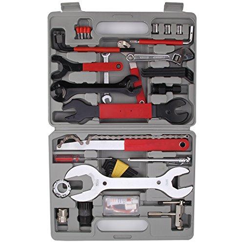 AllRight 44 Pcs Bicycle Maintenance Tools Bike Repair Tool Kit